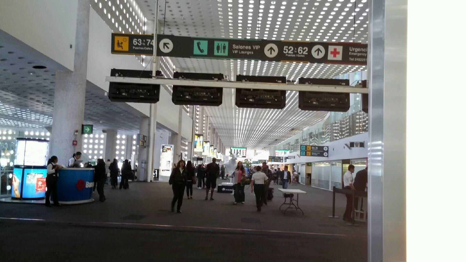 Benito Juárez international airport
