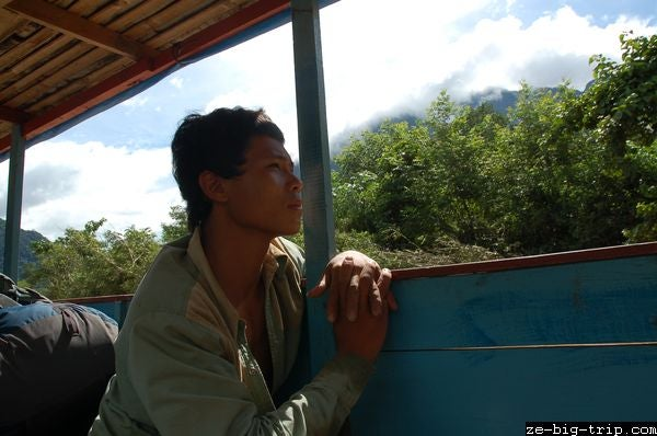 Excursion alrededores Muang Ngoy