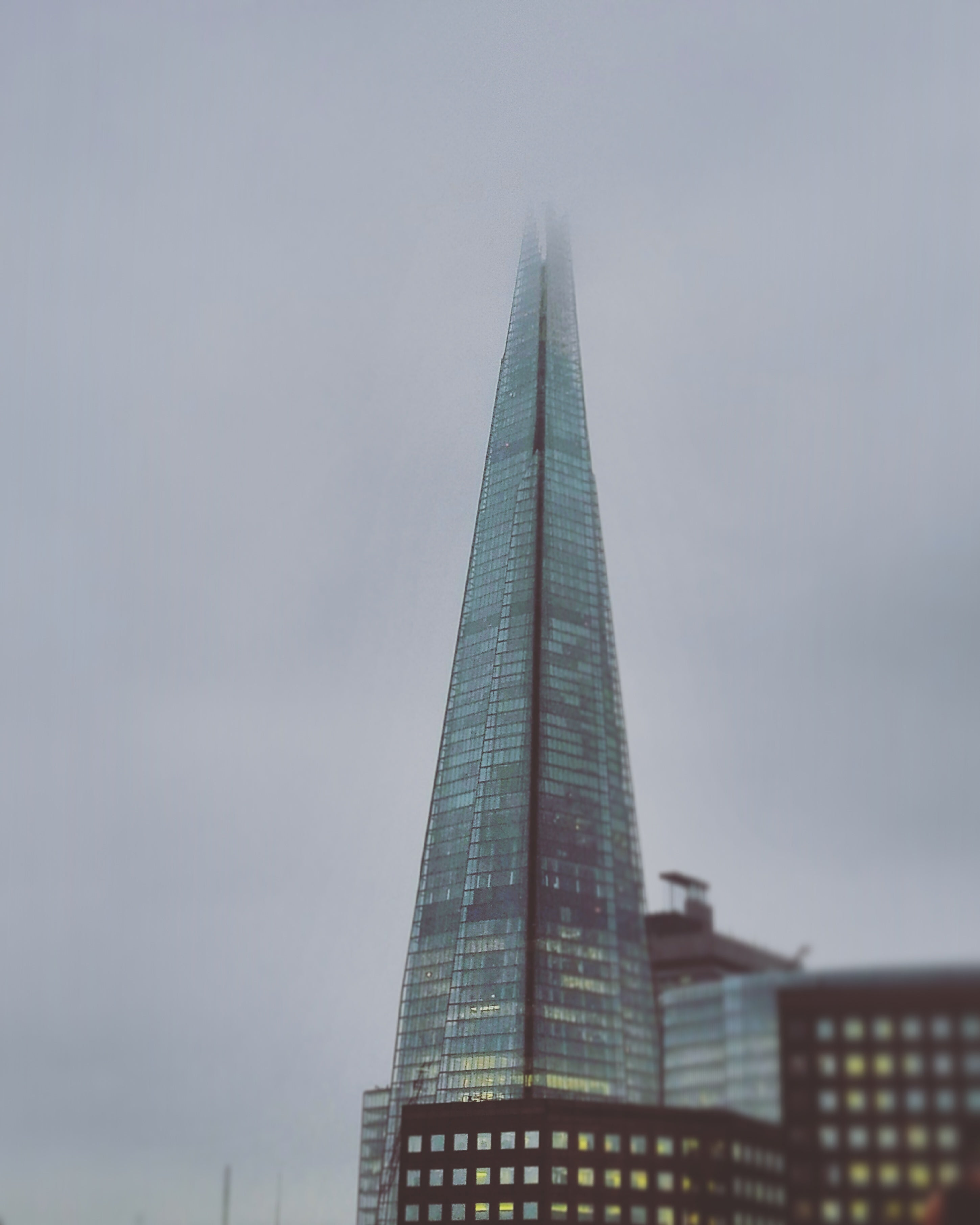 The Shard, Ciudad Vertical
