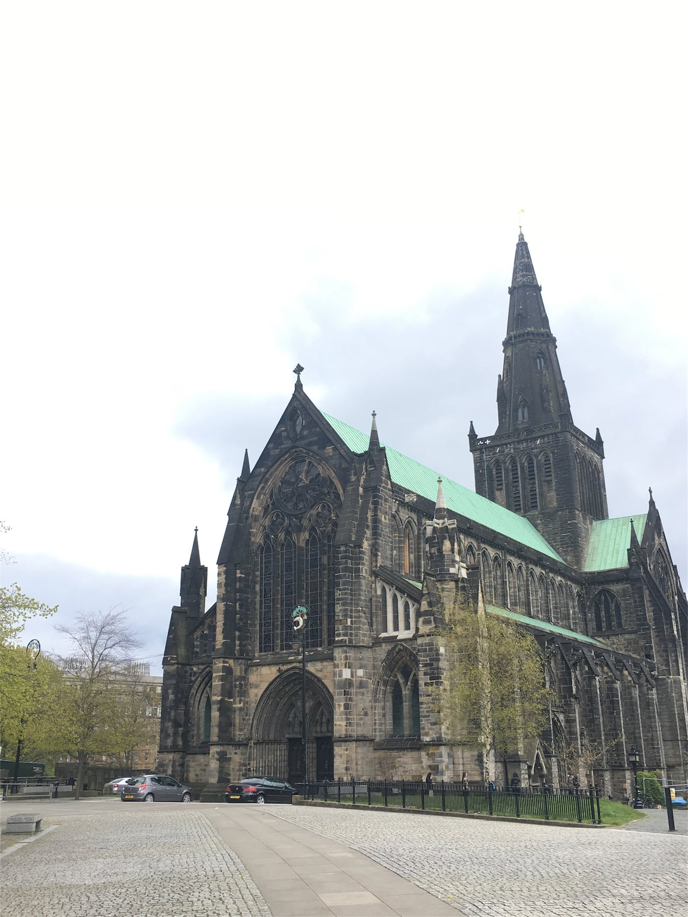 Catedral de Glasgow - High Kirk