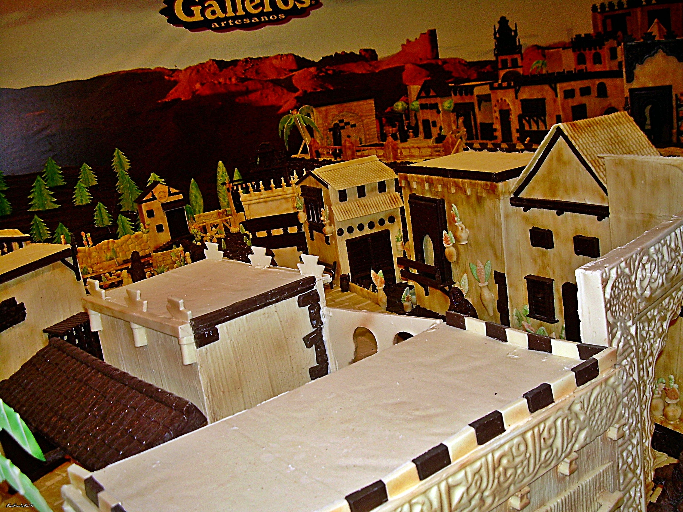 interior design The largest Spain chocolate Bethlehem