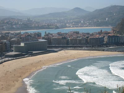 Playa de la Zurriola