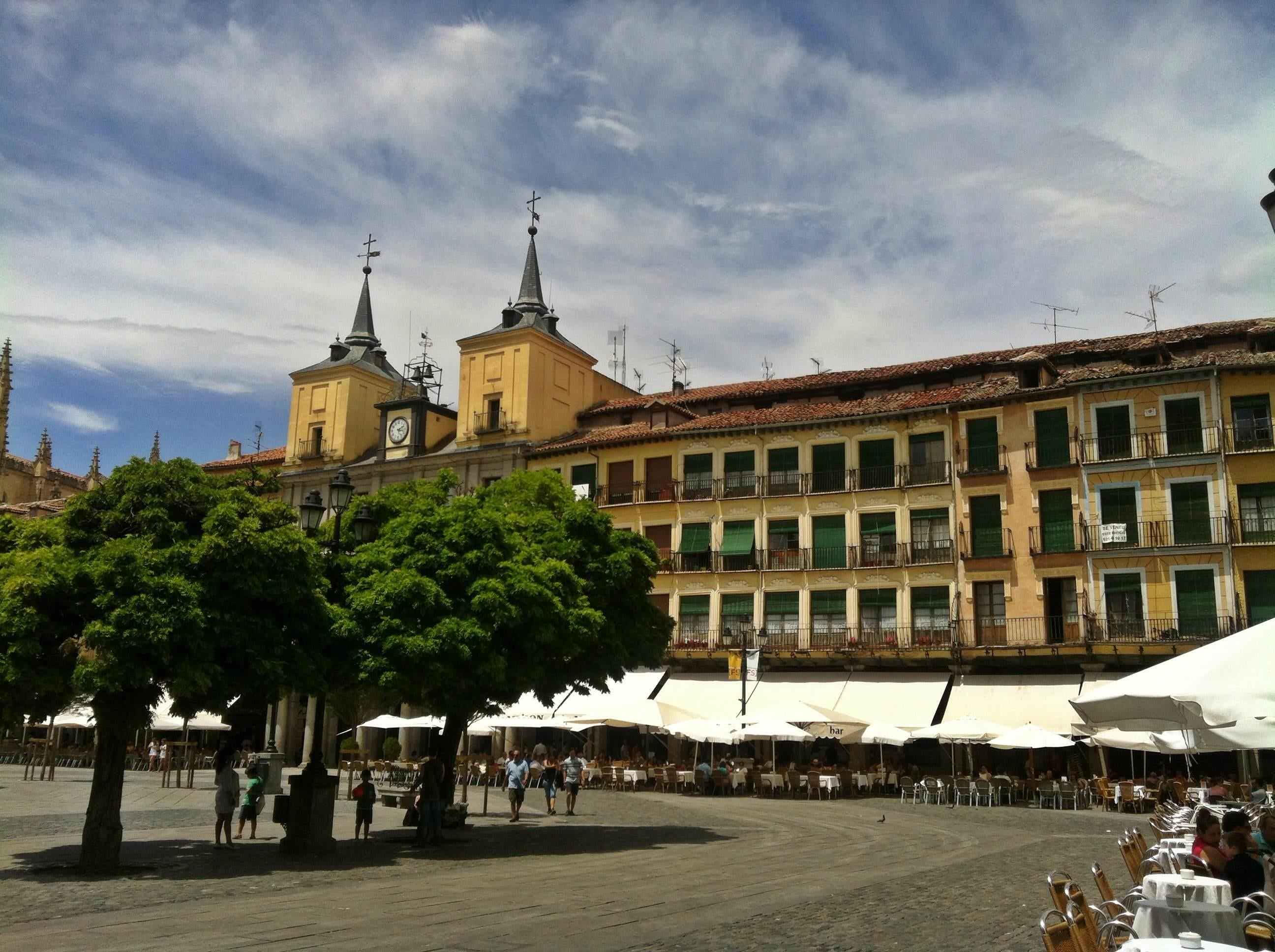 Palacio en Plaza Mayor