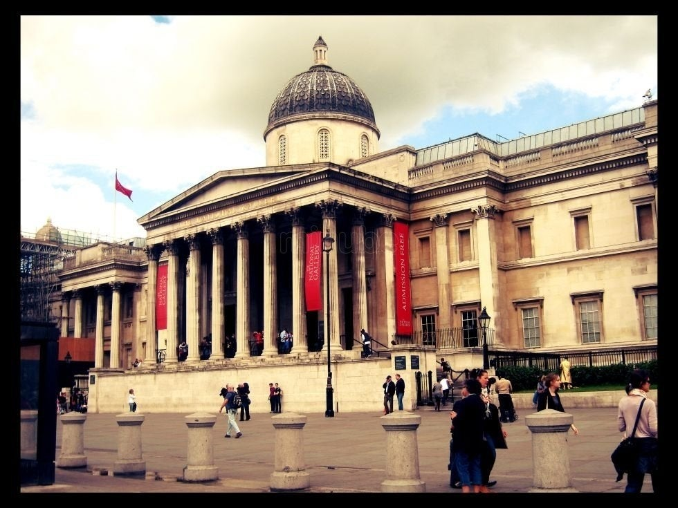 Arquitectura en National Gallery