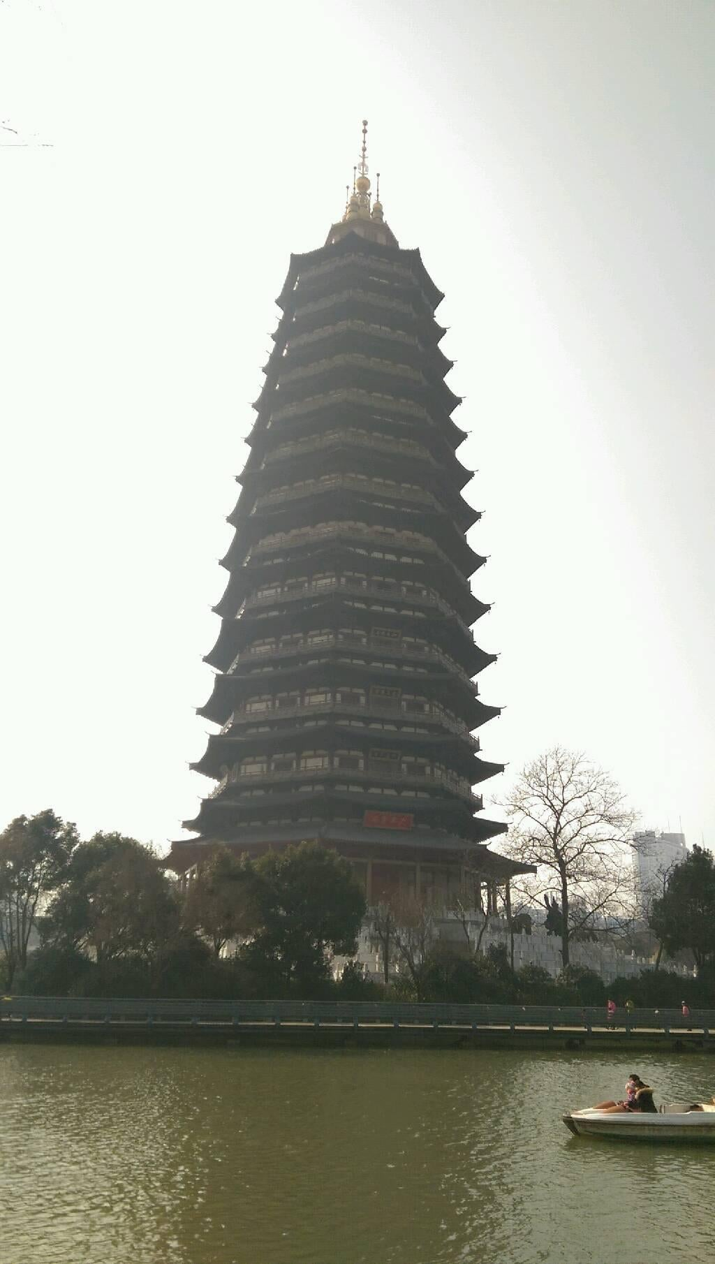Tianning Tower