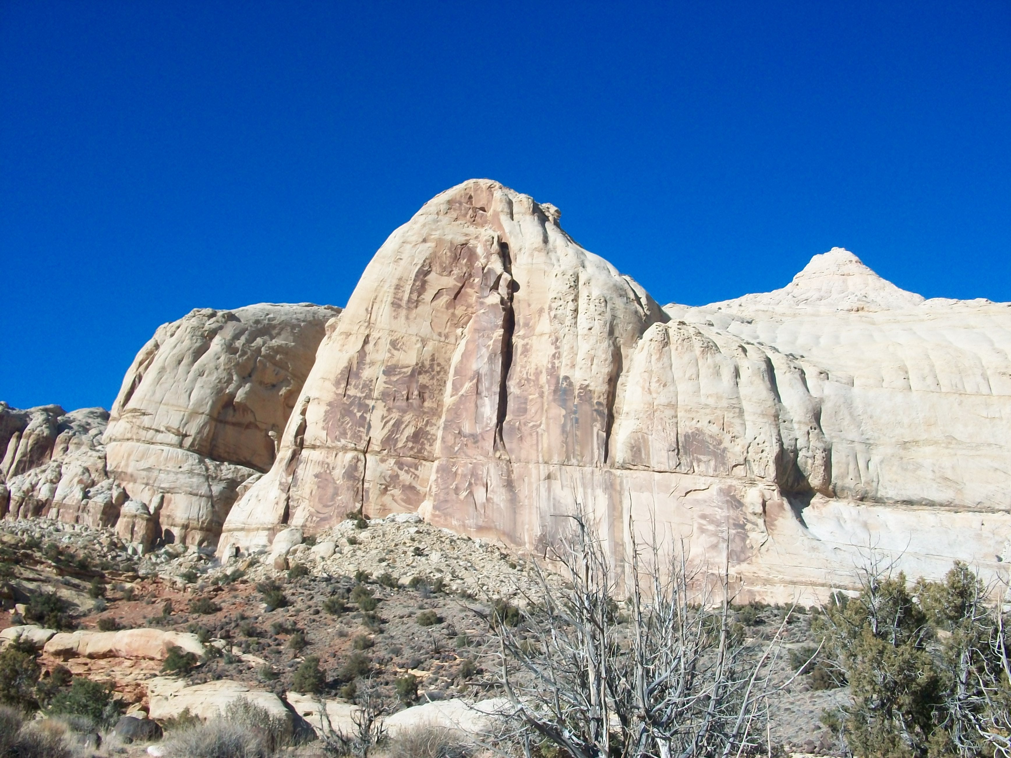 Historia antigua en Capitol Reef National Park