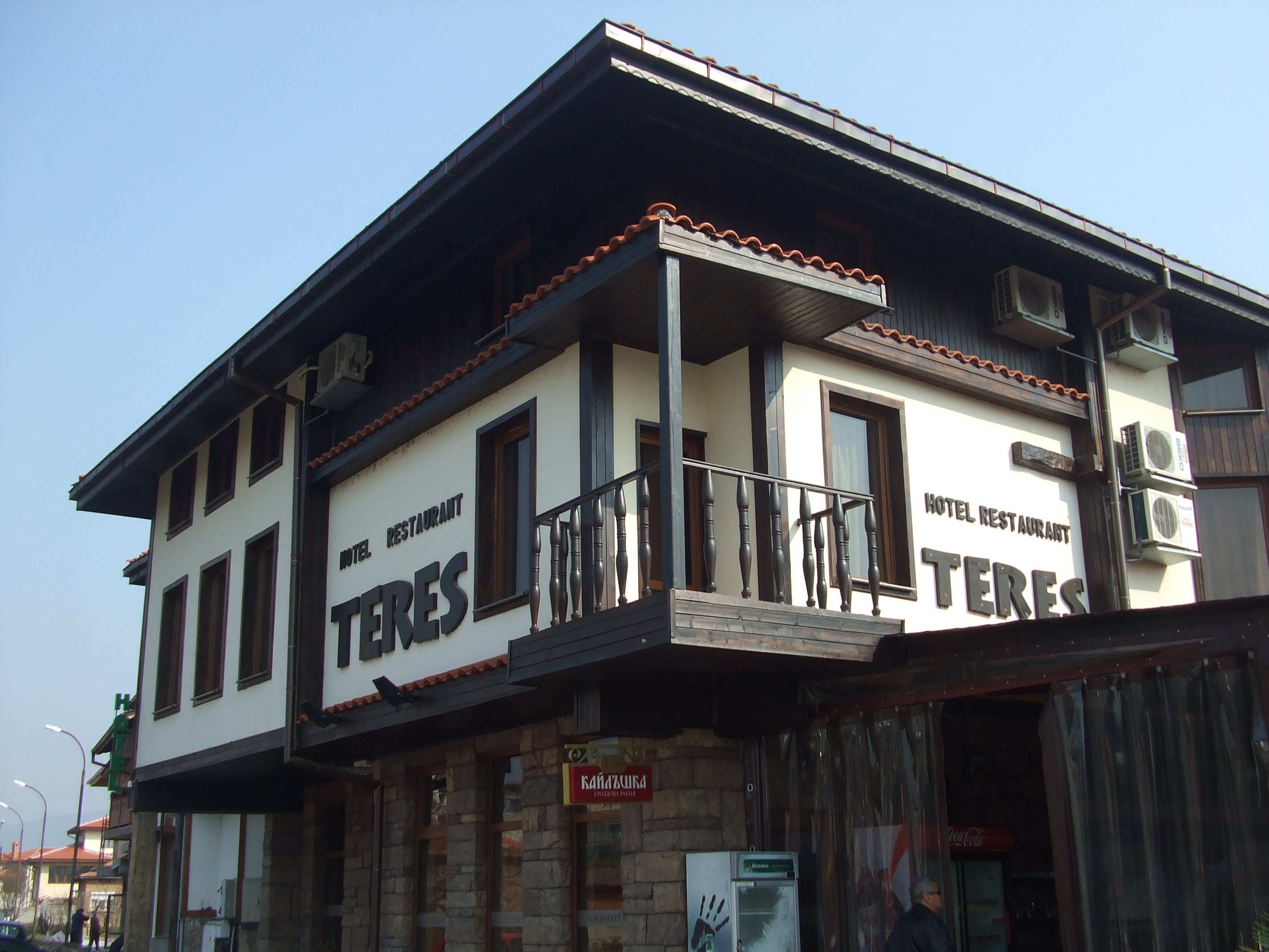 Hotel teres