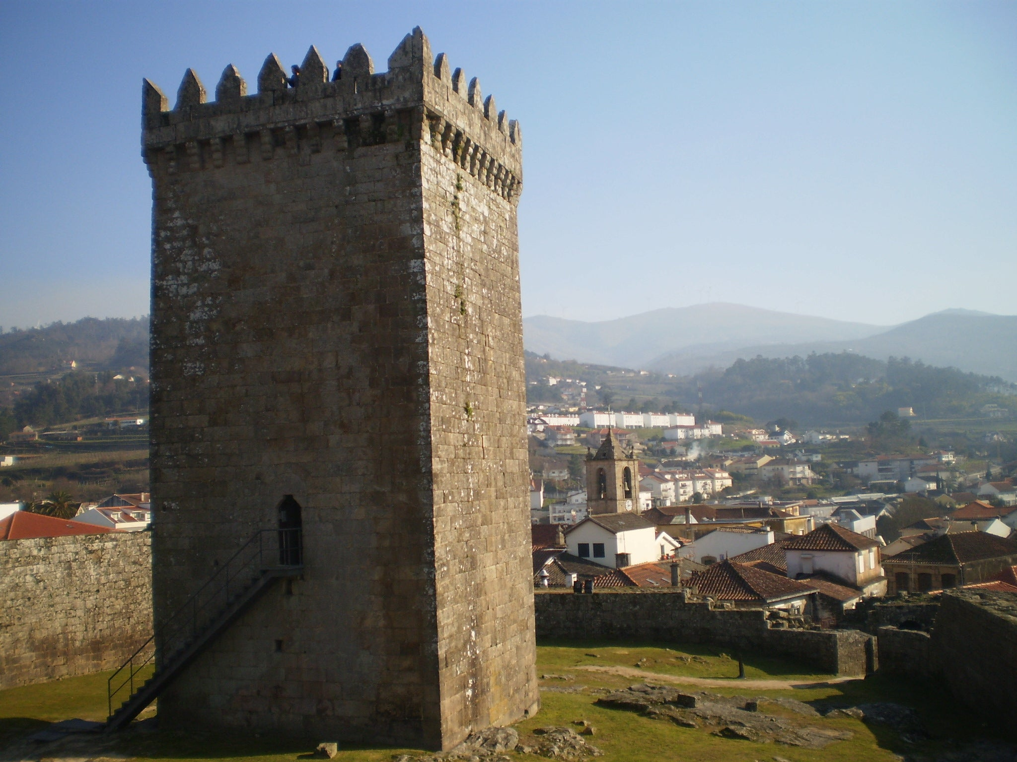 Fortress and Tribute Tower