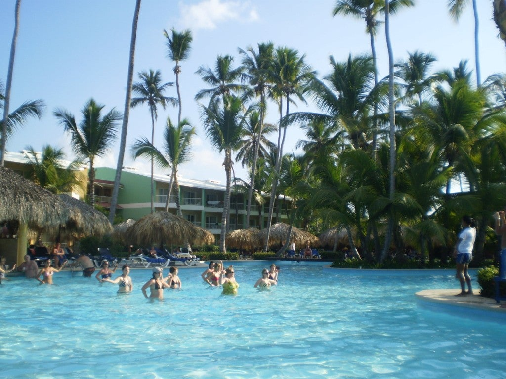 Hotel Grand Palladium Palace Resort Spa & Casino a Punta Cana
