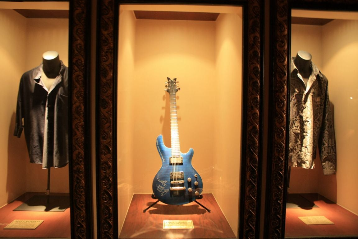 Sala en Hard Rock Café (Nueva York)