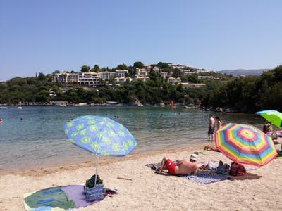 Bella Vraka Beach