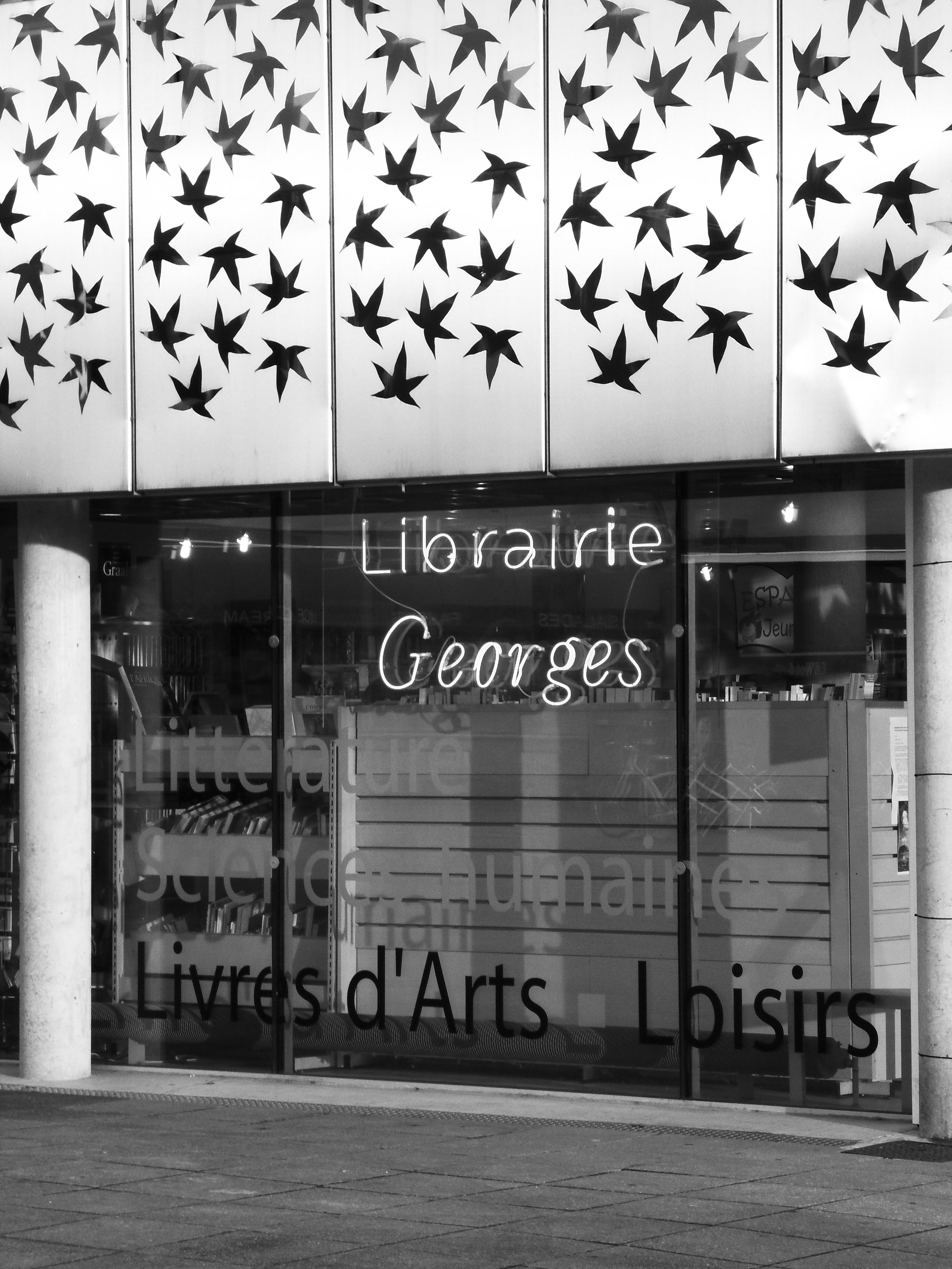 Bookstore Georges