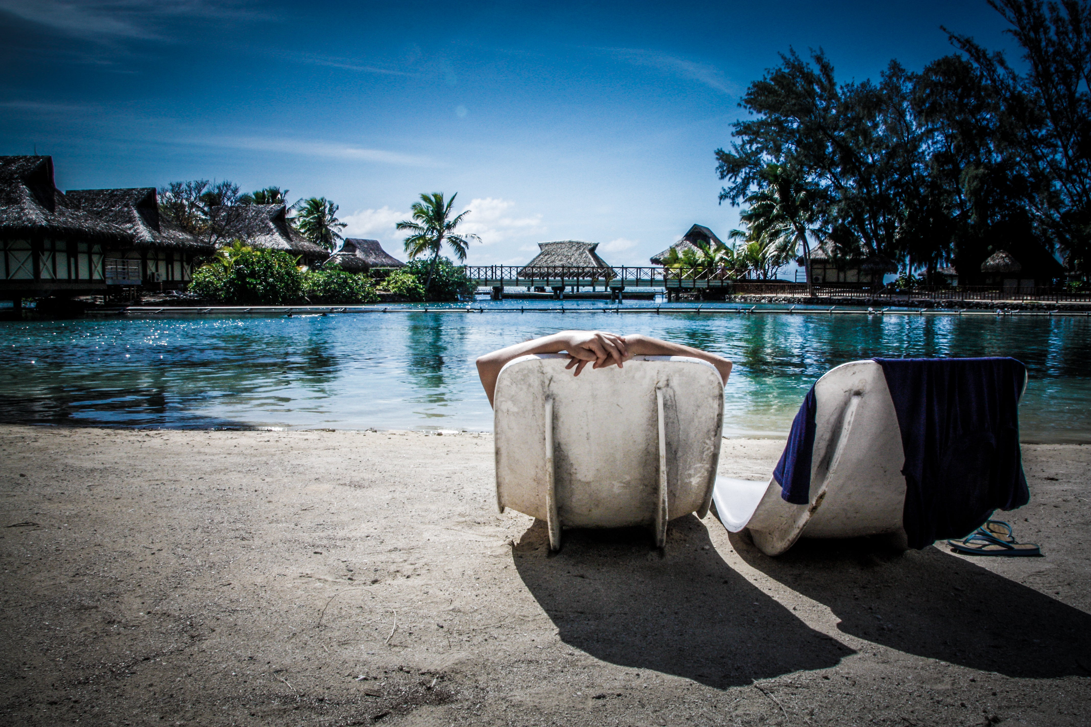 Moorea, Hotel Intercontinental