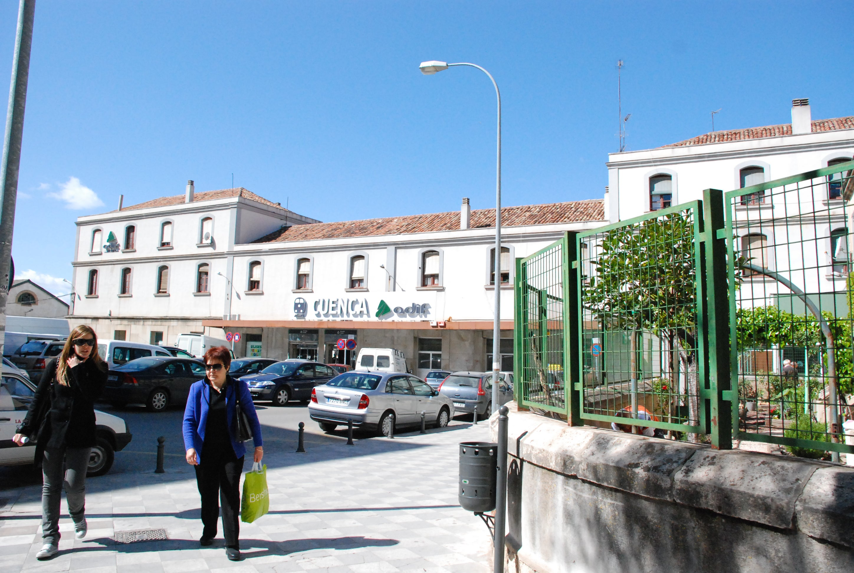 Cuenca Station
