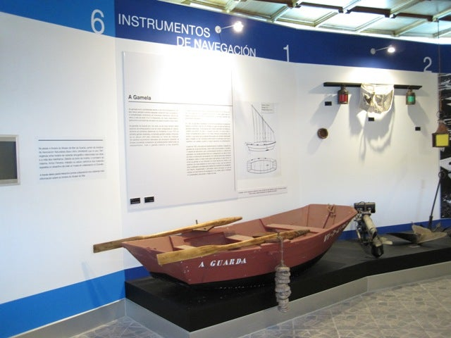 Exposición en Museo do Mar da Guarda