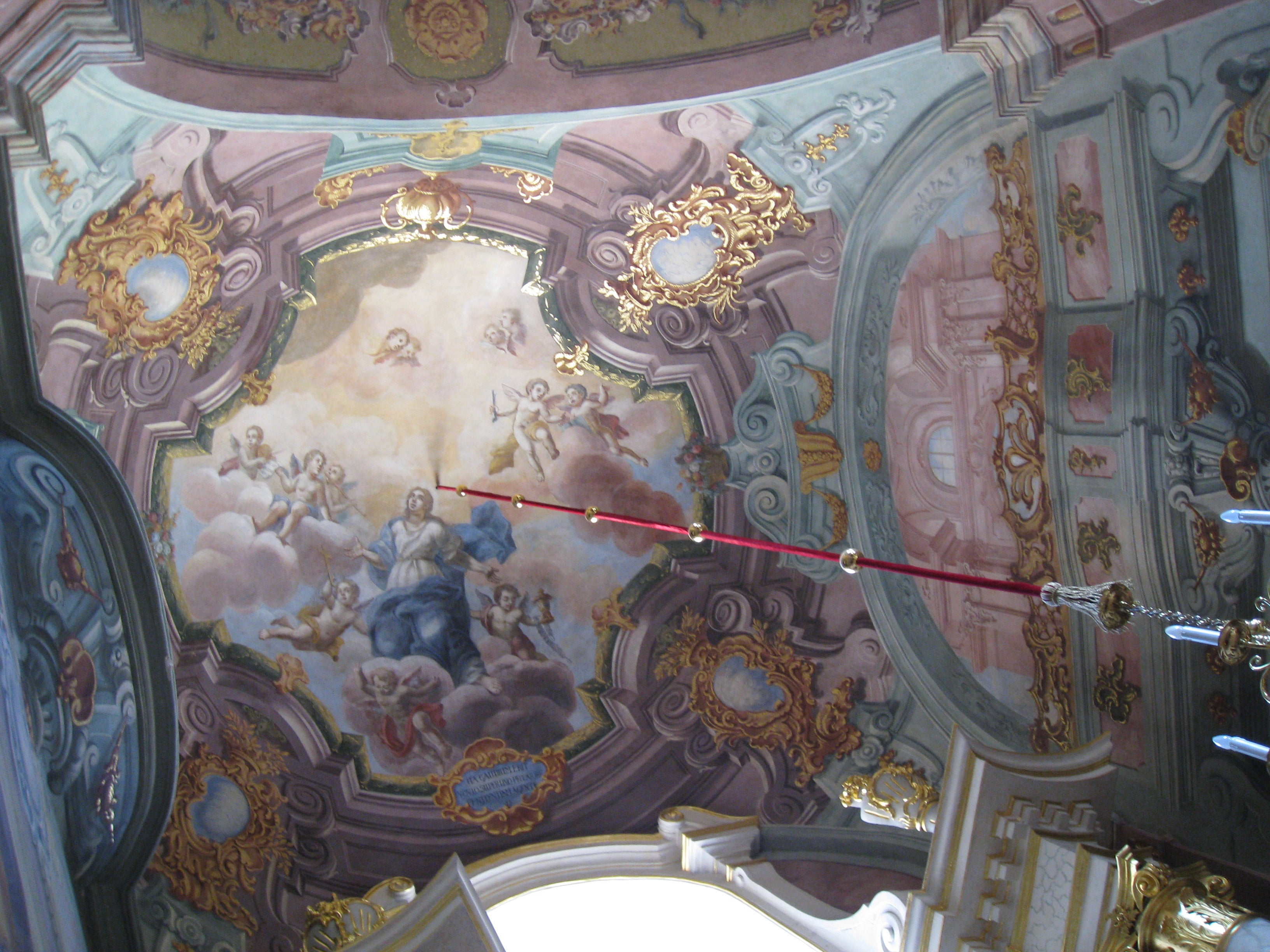 Lublin Cathedral´s Interior