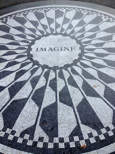 Strawberry Fields - monumento a John Lennon