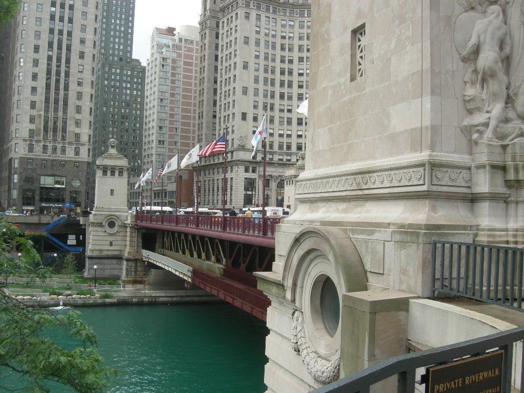 Puente de Michigan Avenue