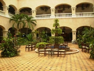 Patio en Hard Rock Hotel Riviera Maya- Heaven Section (Adults Only) All Inclusive