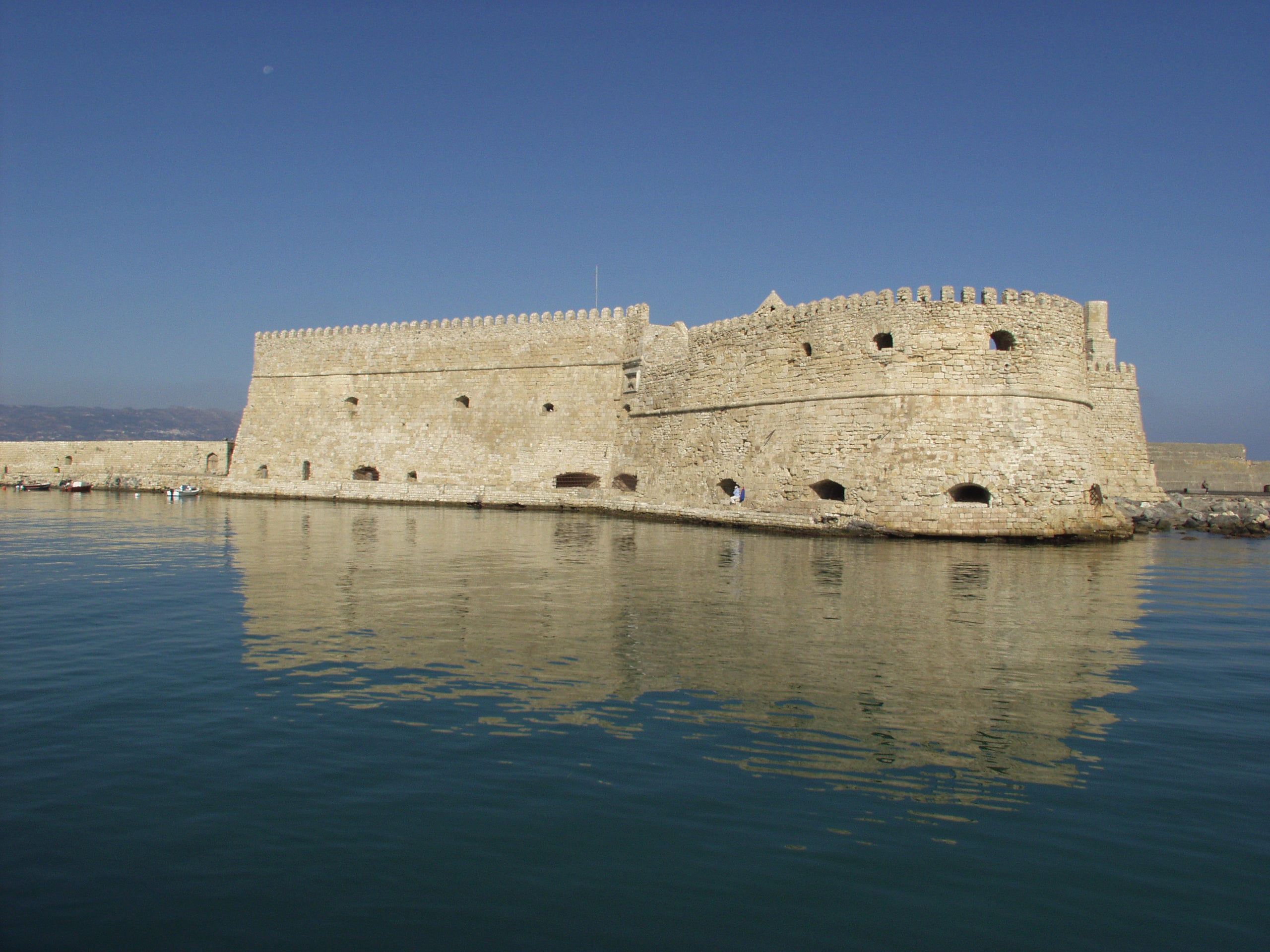 Heraklion Fortress