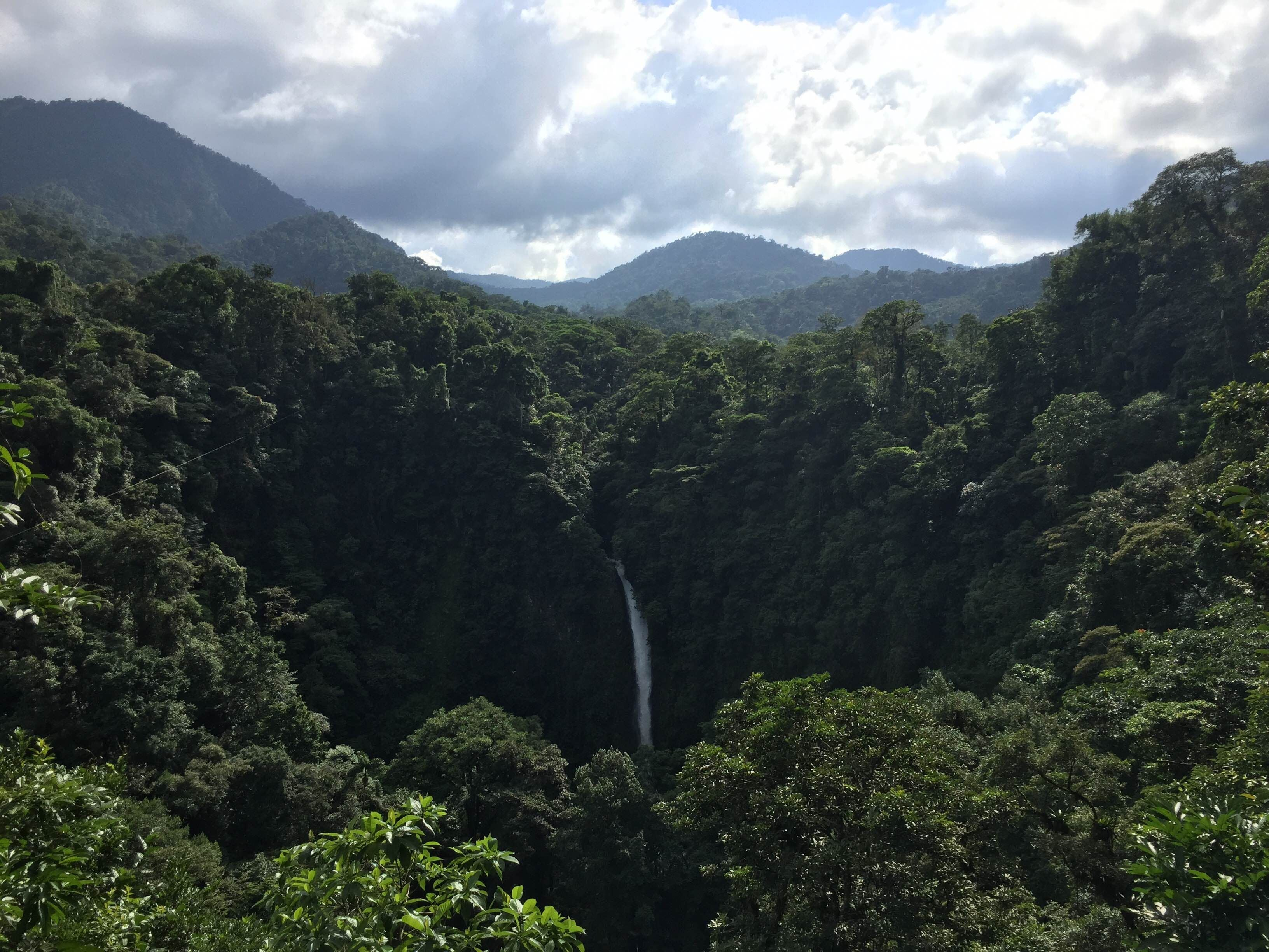 Catarata de La Fortuna
