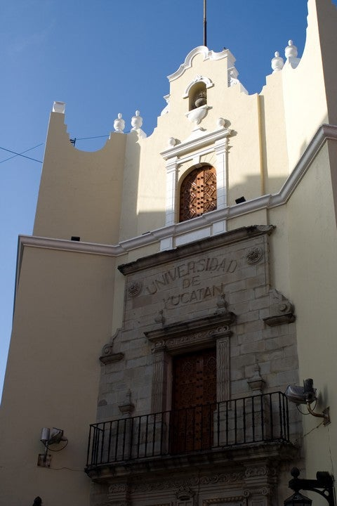 Catedral en Merida