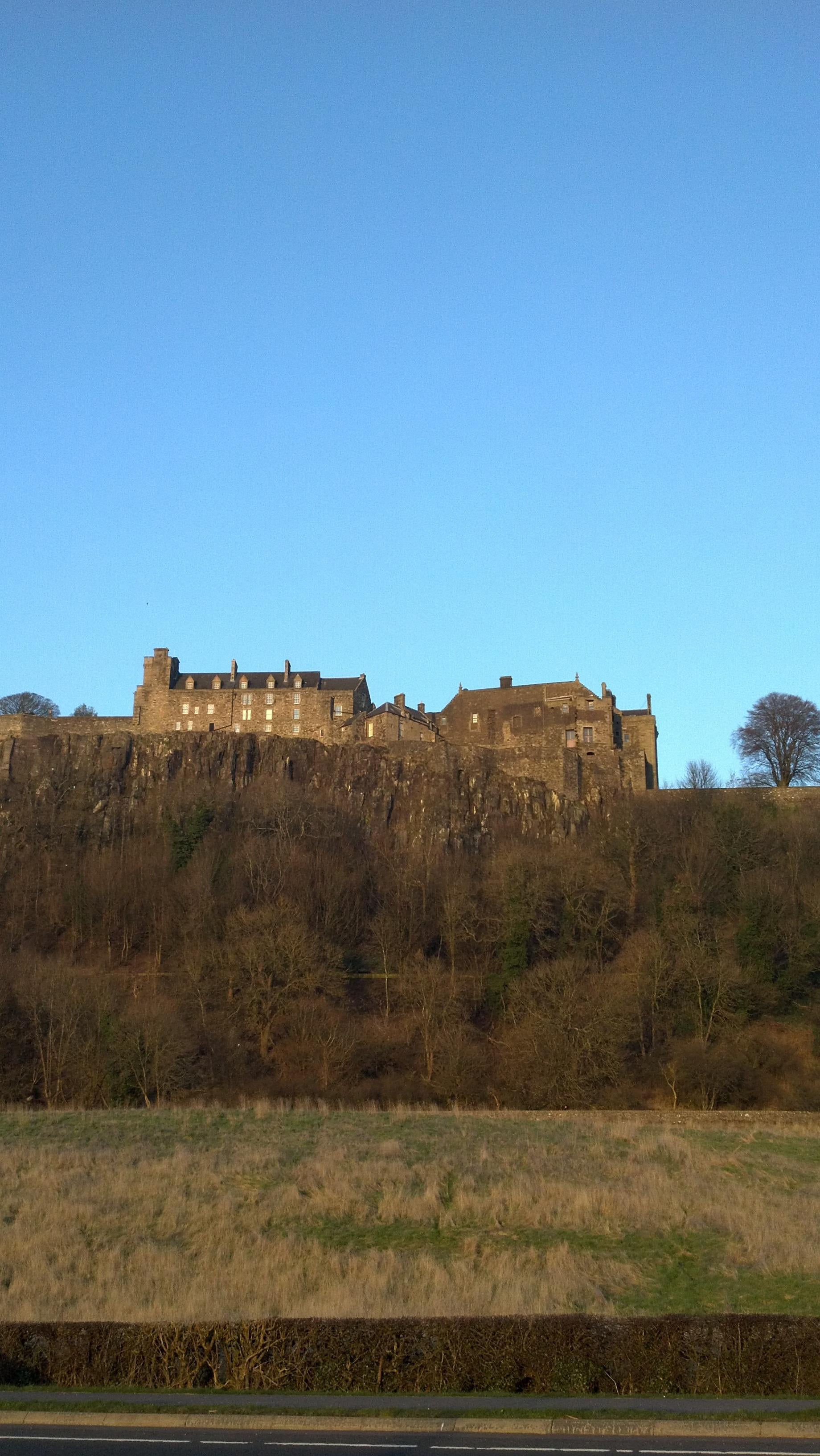 Estepa en Castillo de Stirling
