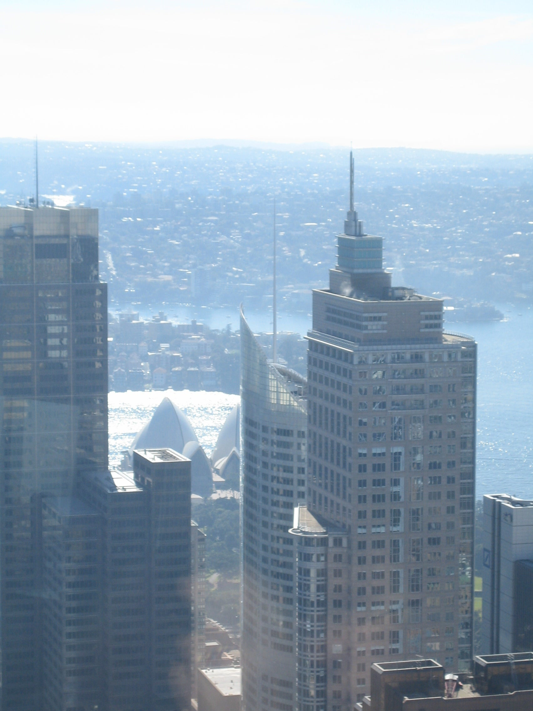 Condominio en Sydney Tower