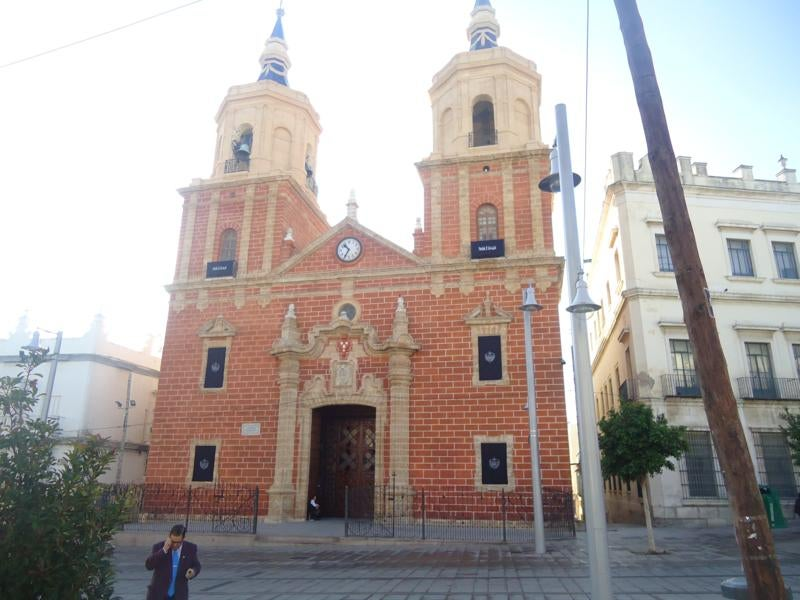 Church Mayor of Sant Pedro, San Pablo and the Injunctive