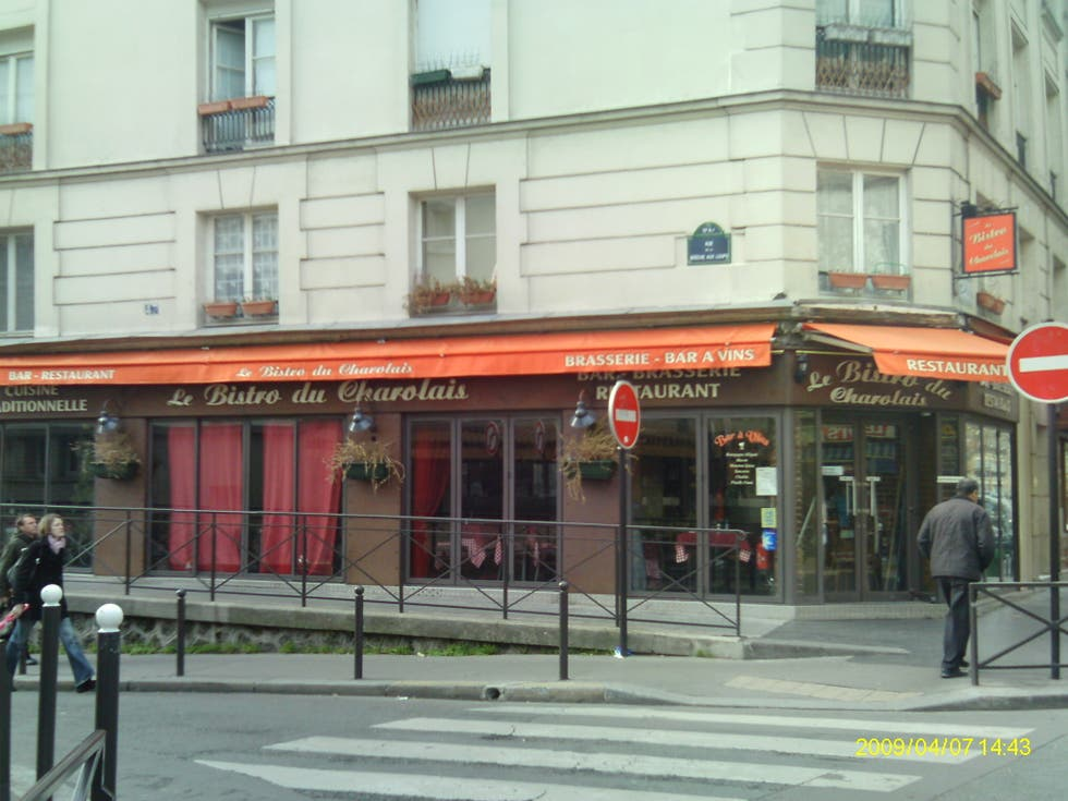 Le bistrot du charolais paris 1 exp riences et 5 photos - Le bistrot du port courseulles ...