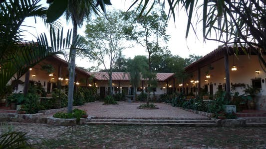 Colonial Hotel The Gardens of Aregua
