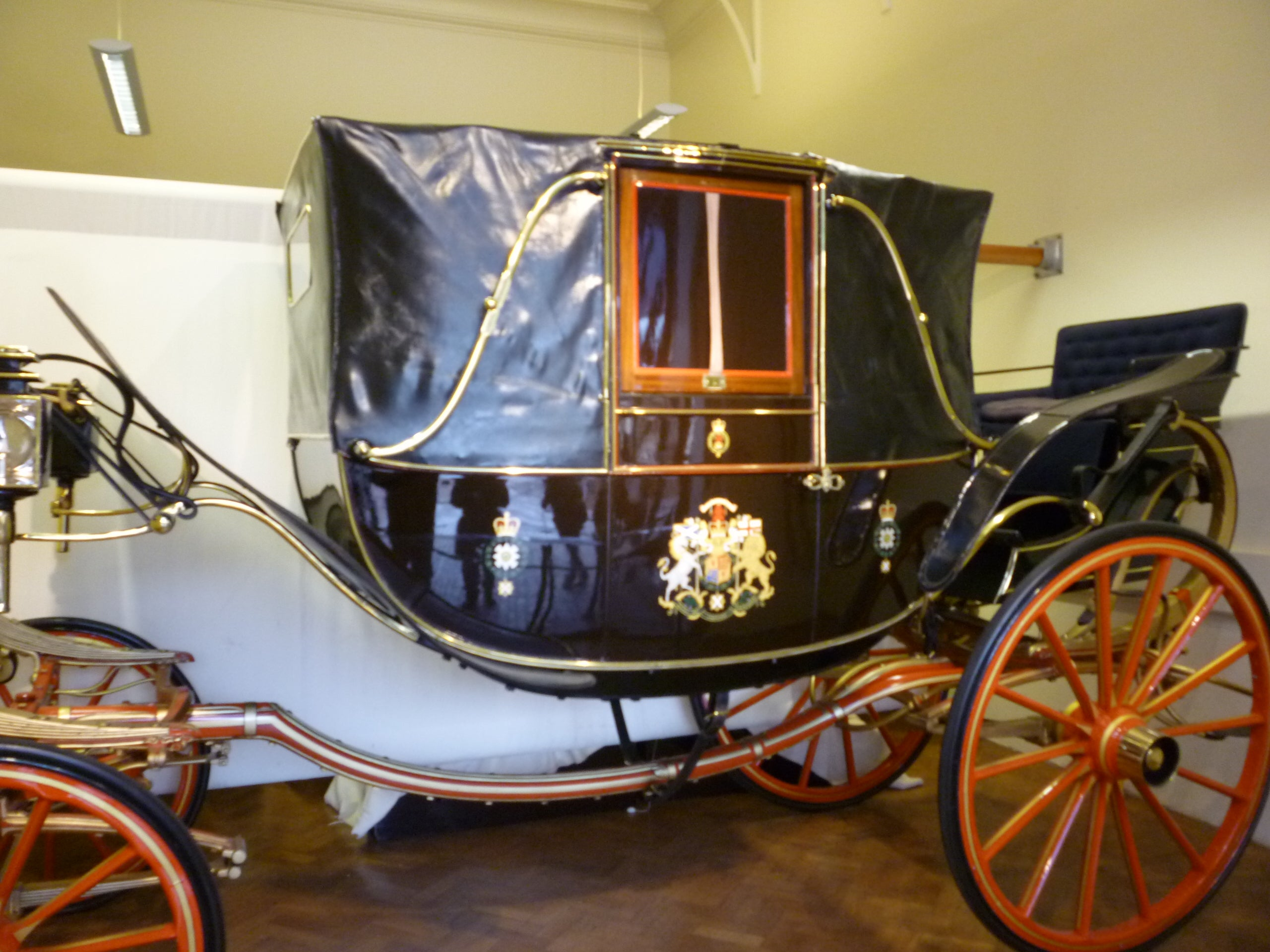 Diligencia en Royal Mews
