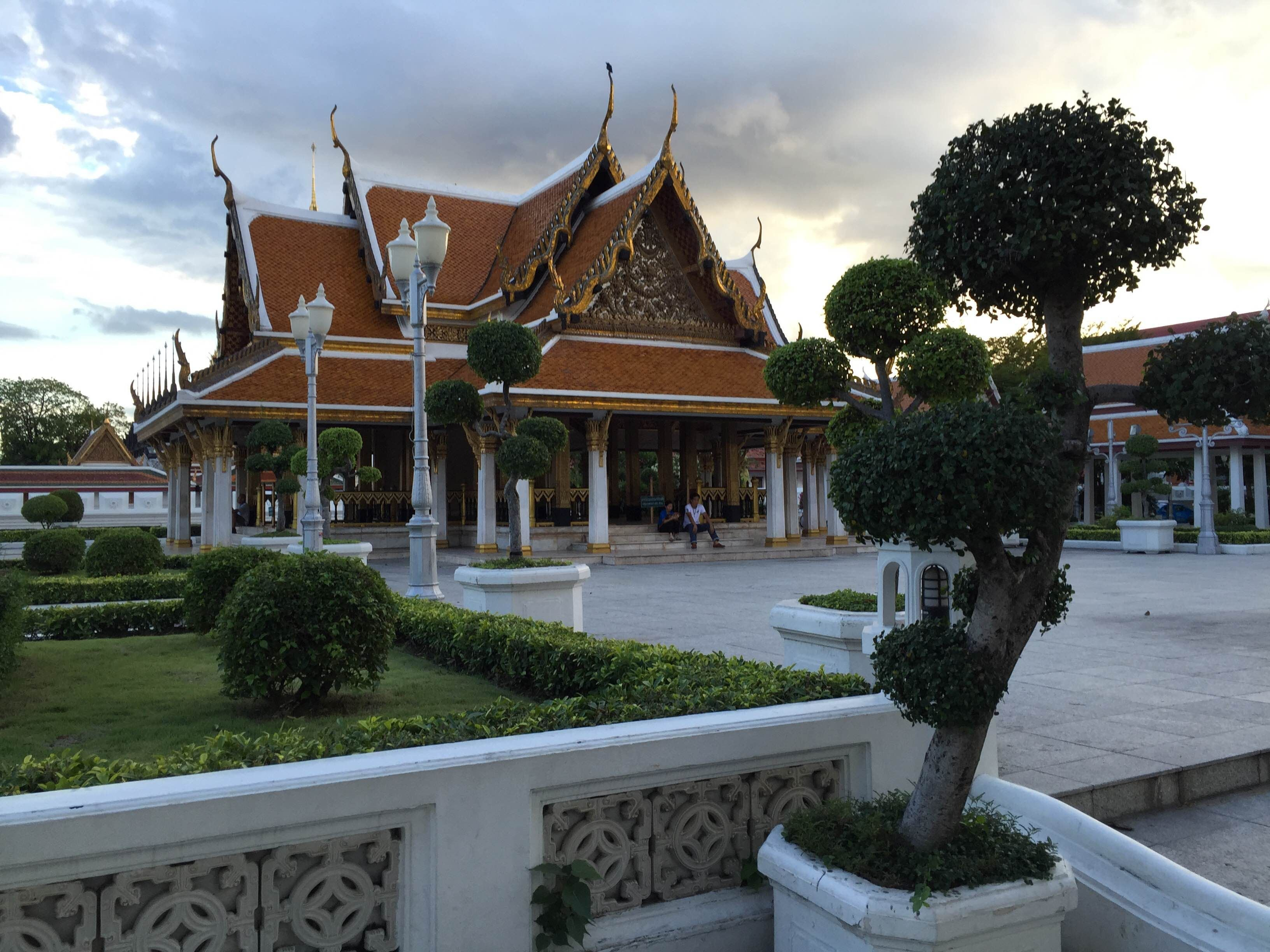 Resort en Wat Saket