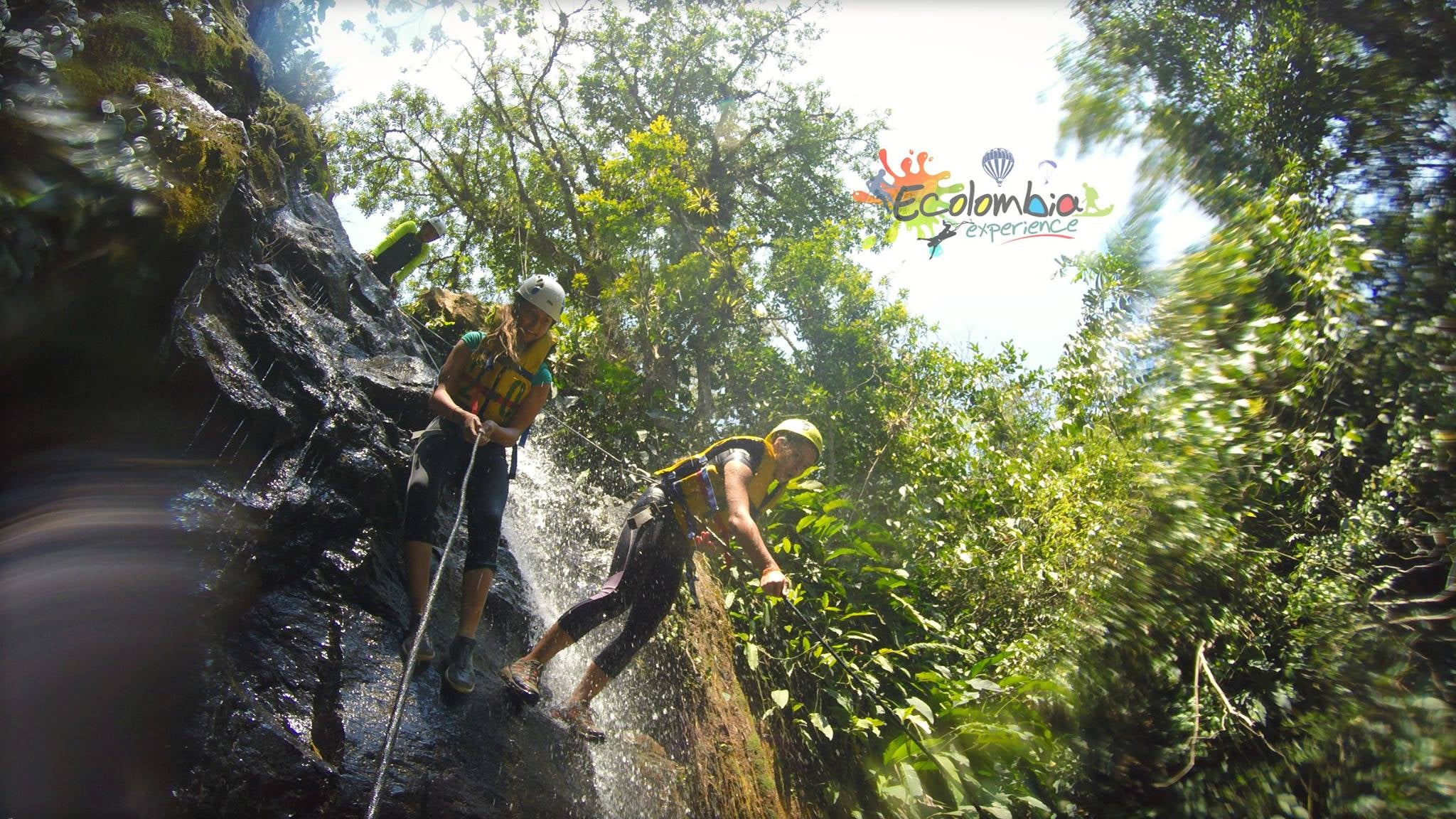Rainforest in Ecolombia experience