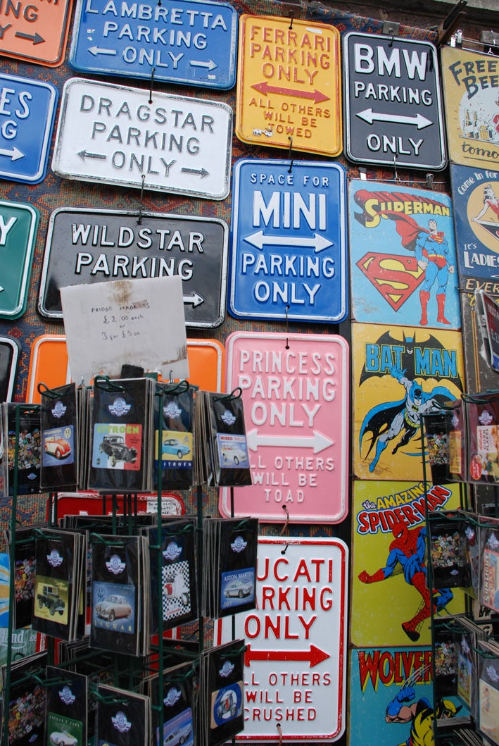 Cómics en Sign Market