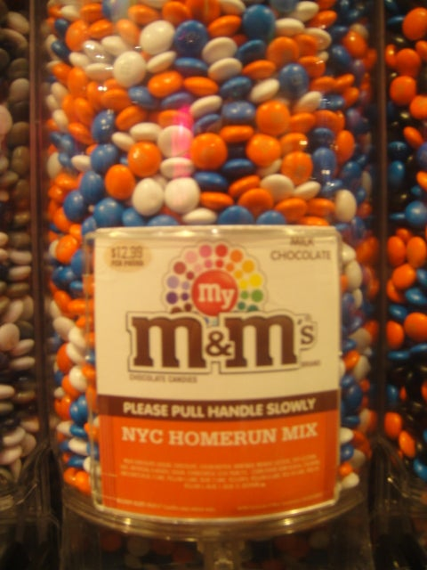 Planta en M&M'S World