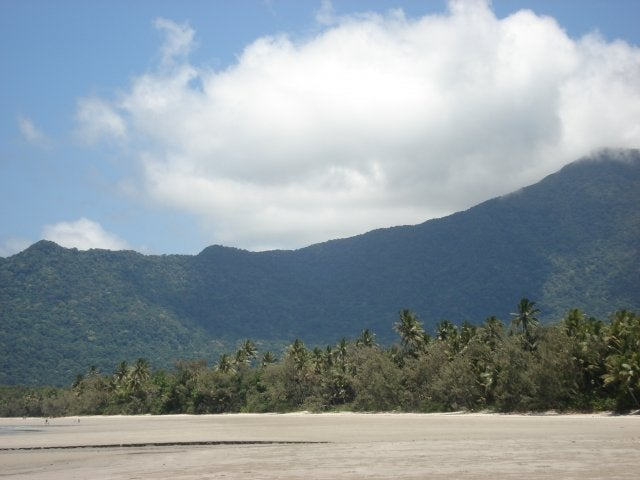 Cielo en Cape Tribulation