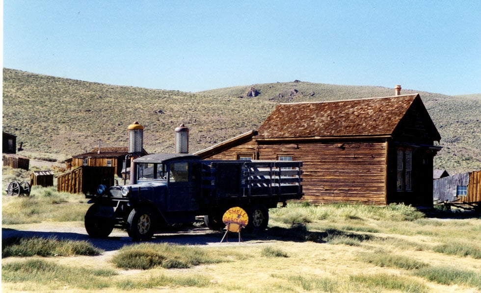 Cultivo en Bodie State Historic Park