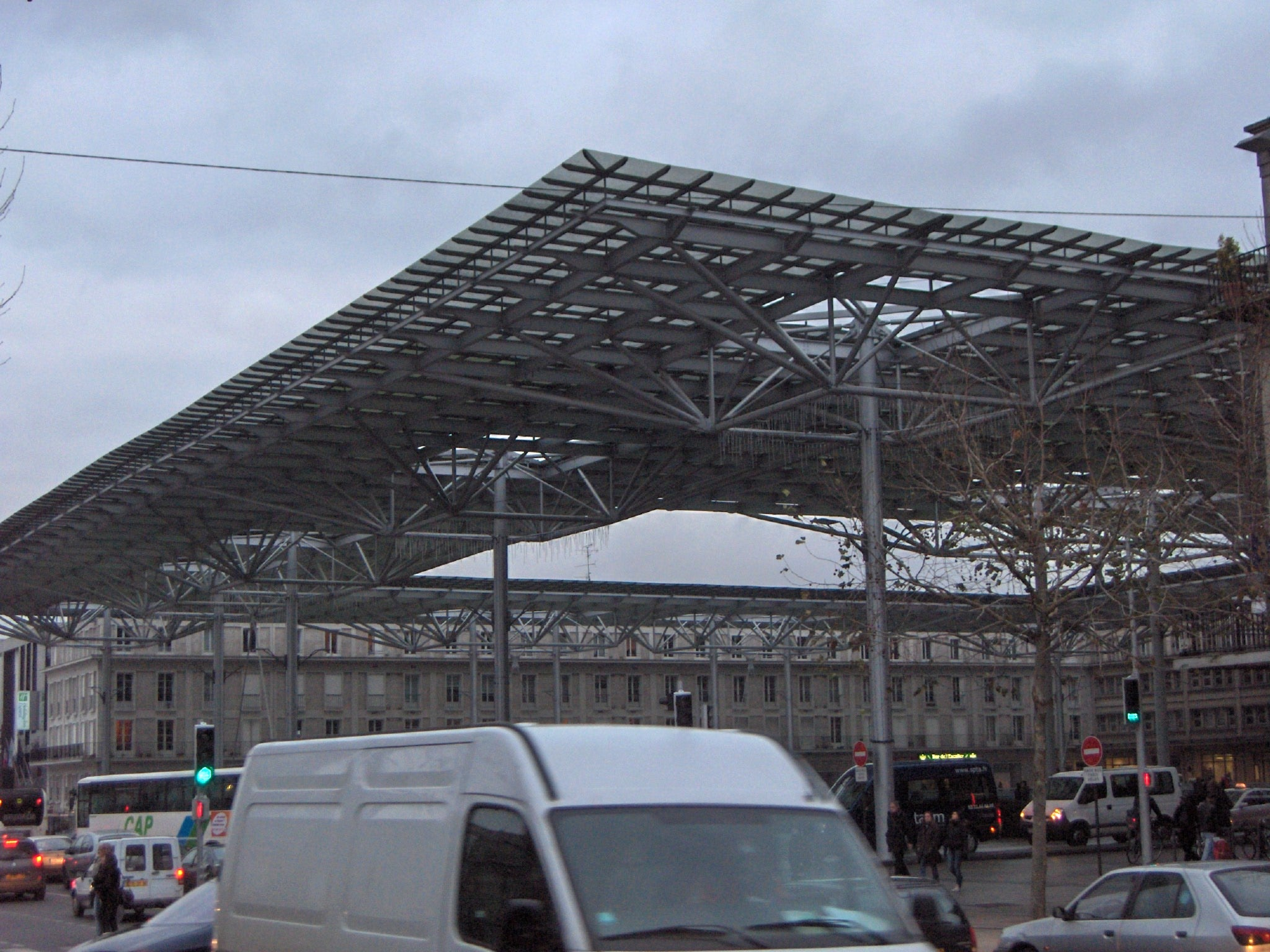 North station Amiens