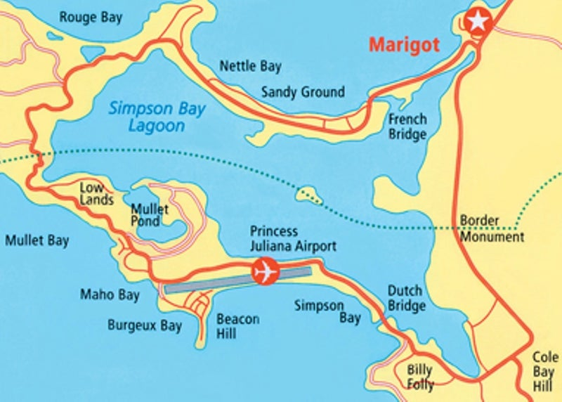 Simpson Bay Lagoon