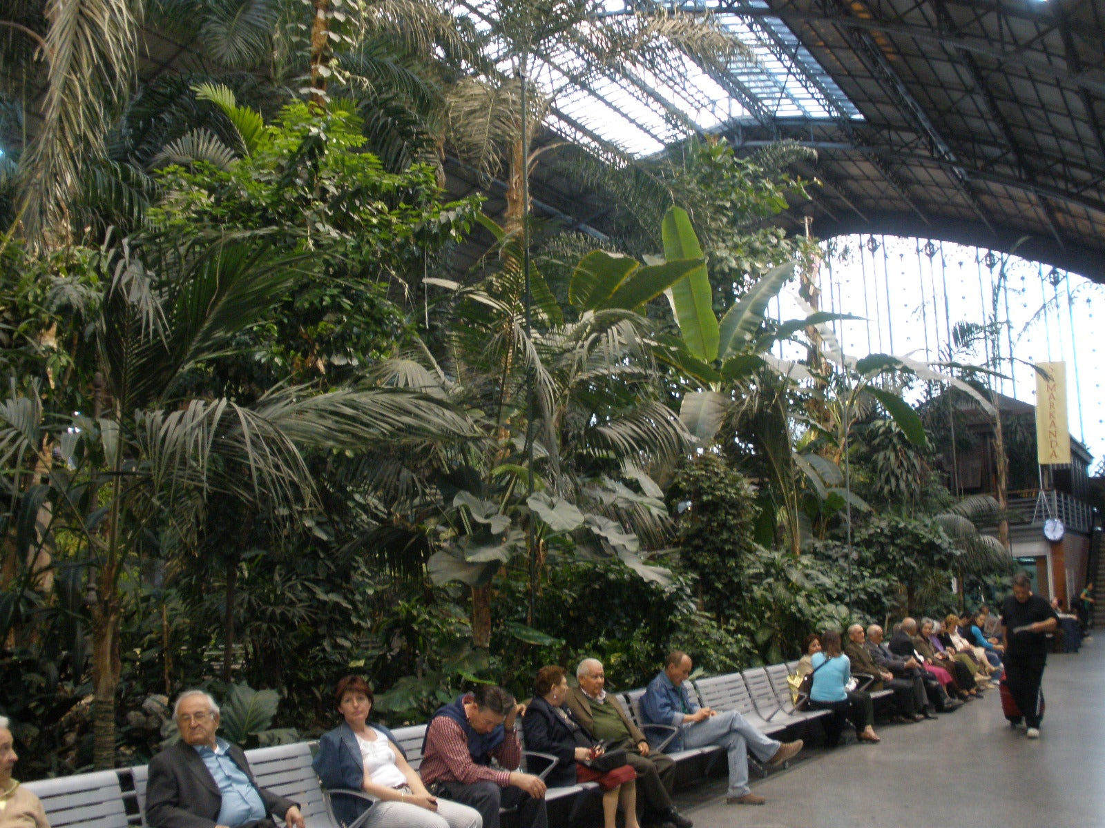 Resort en Estación de Atocha