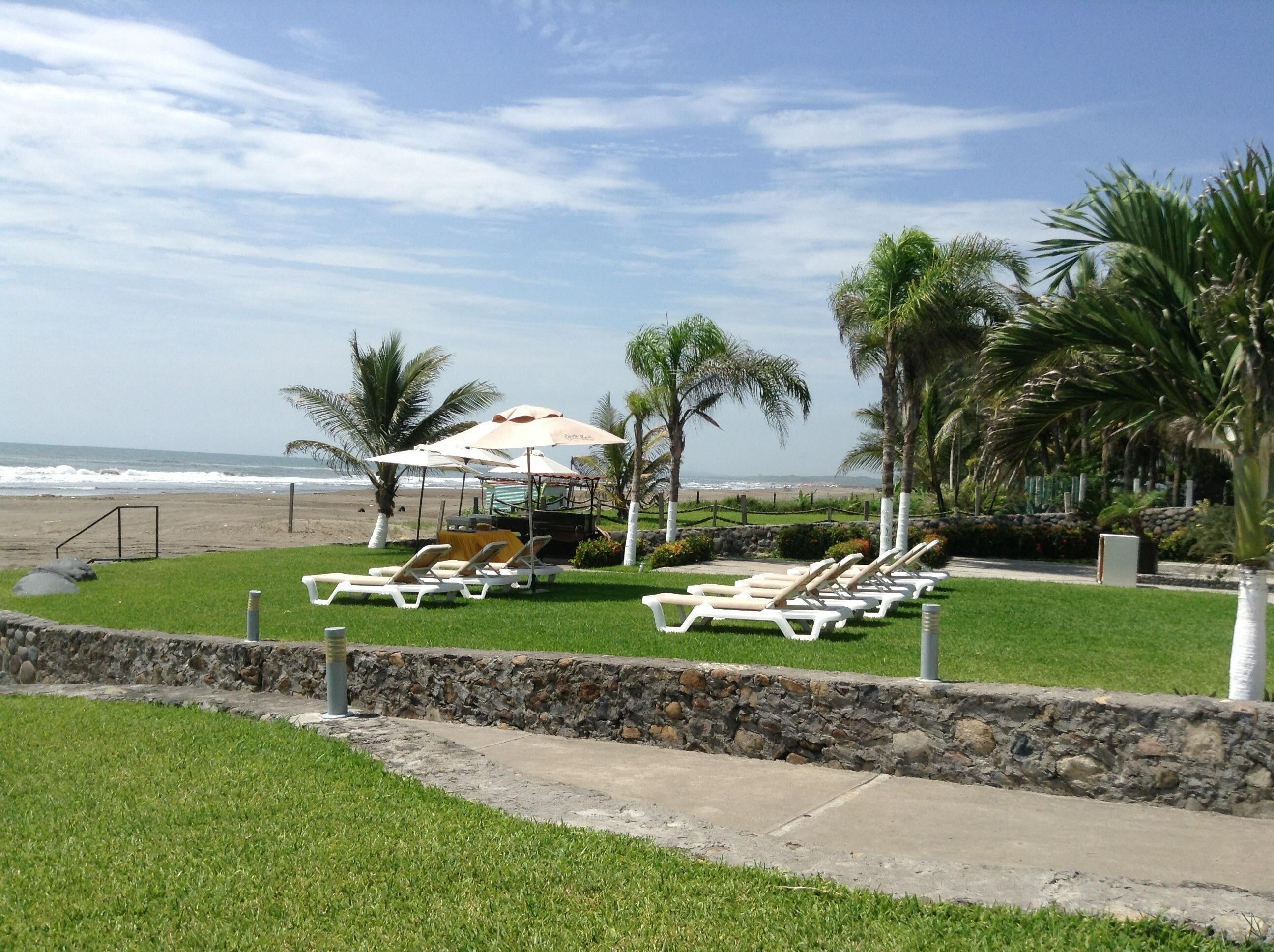 Resort en Playa de Chachalacas