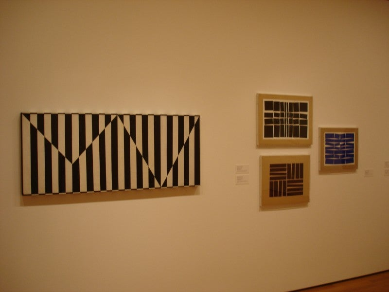 Pared en Museum of Modern Art - MoMA
