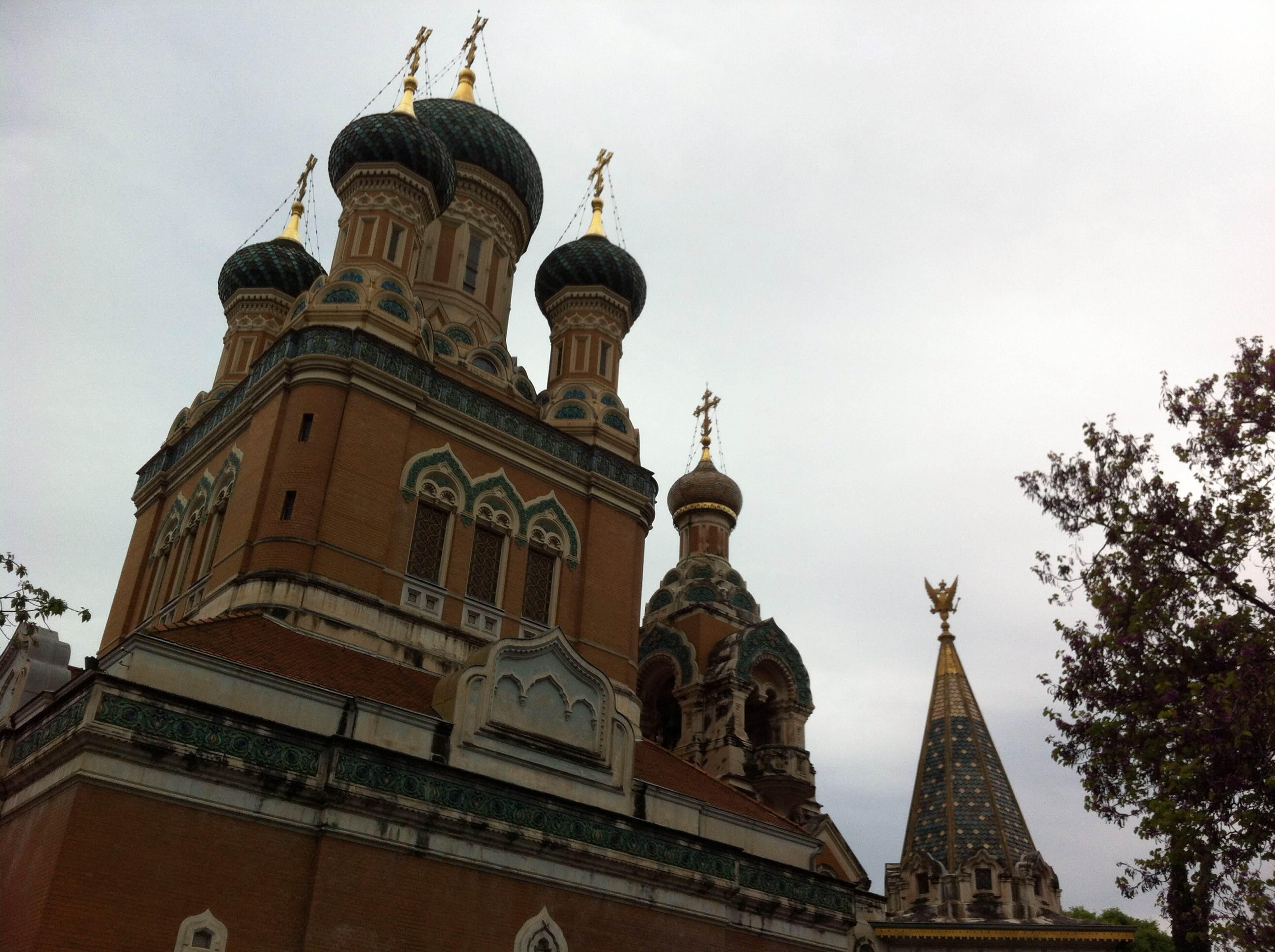 Arquitectura en Russian Orthodox Cathedral