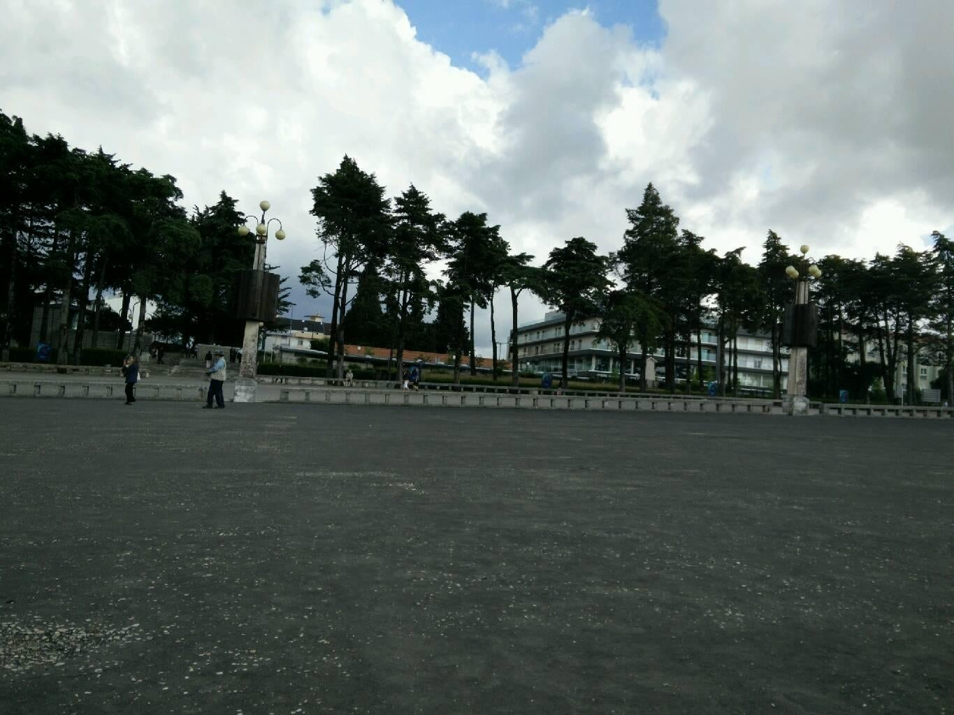 Sport Venue in Basilica of Our Lady of the Rosary of Fatima