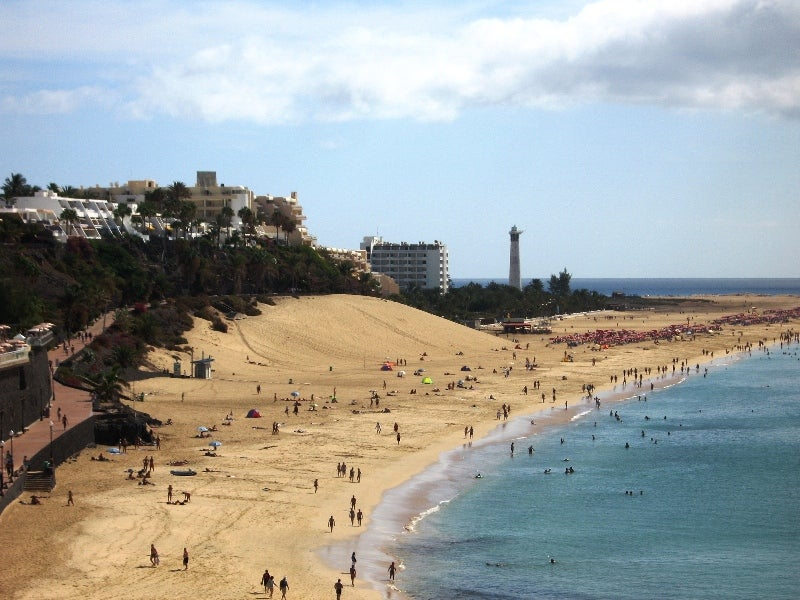 Playa de Morro Jable