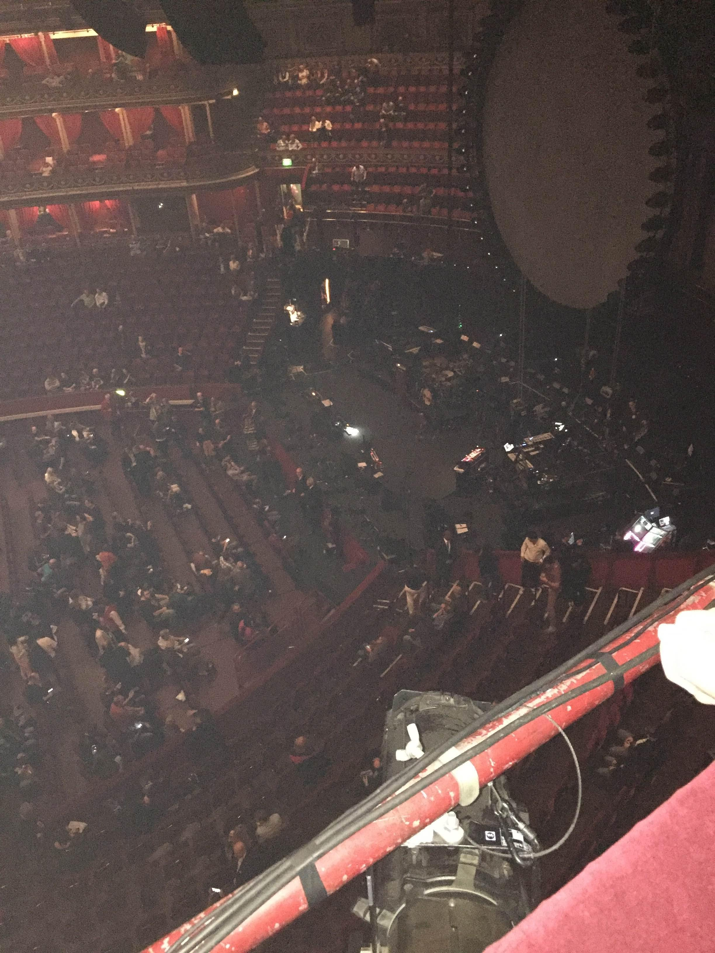 Motor en Royal Albert Hall