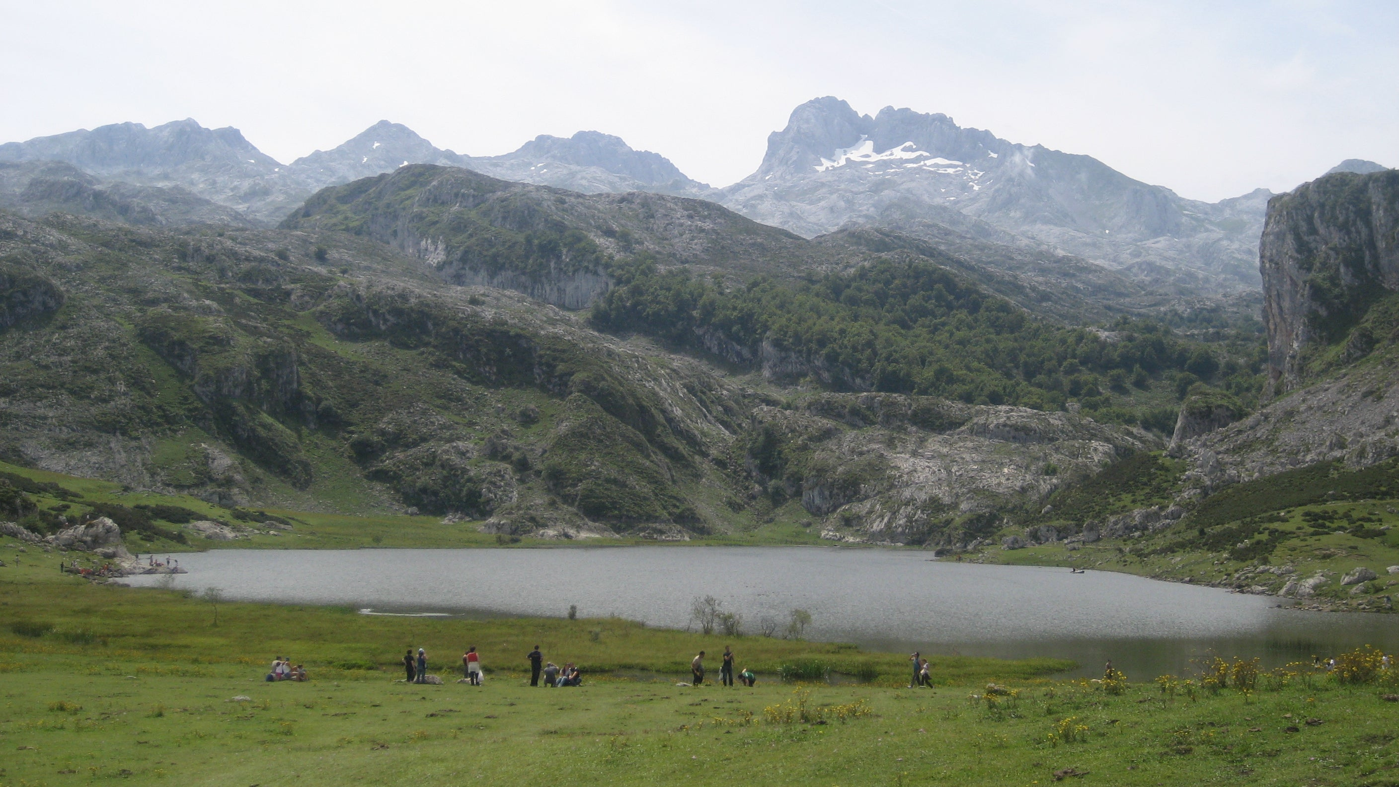 Wilderness in The Lakes of Covadonga - Enol and Ercina lakes