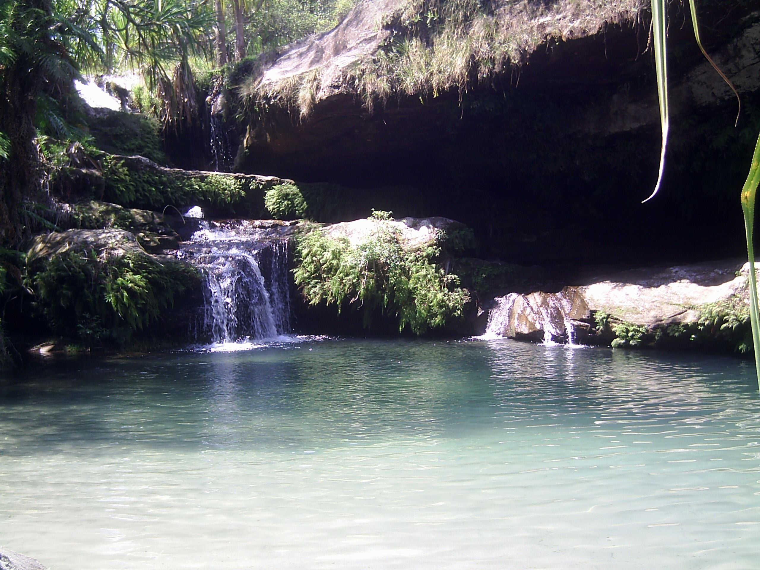 Isalo Park Natural Pool