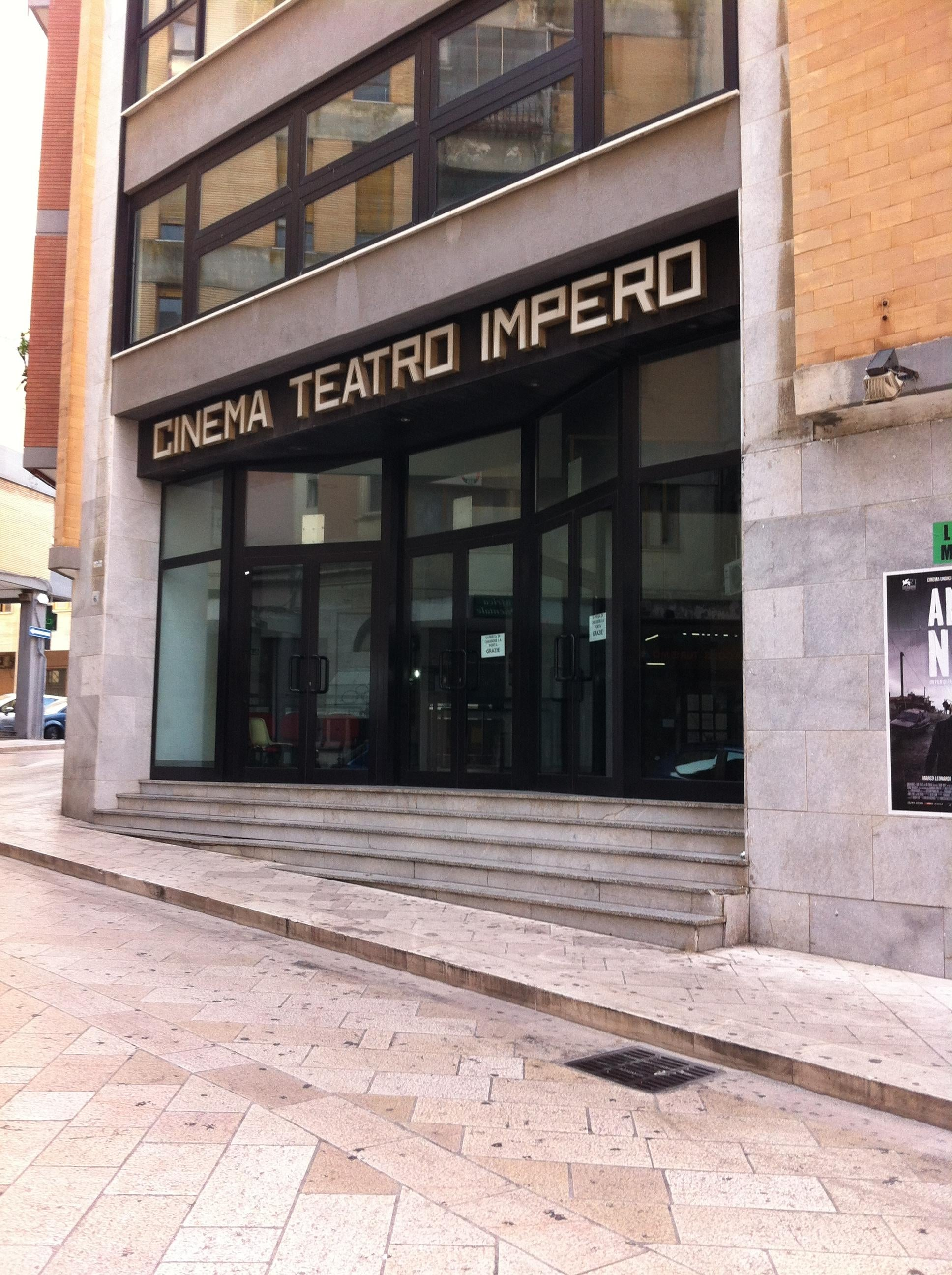 Cinema Teatro Impero